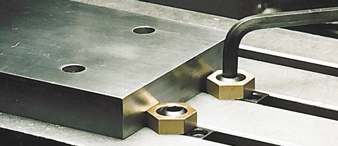 T Slot Clamps Mitee Bite Products Llc