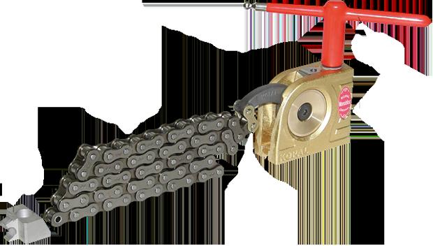 Mono-Bloc Chain Clamp