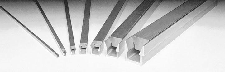 375 Channel Mitee-Bite Uniforce Steel 20 length