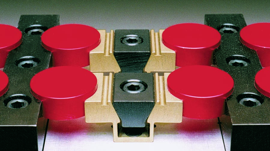 Machinable Uniforce Clamps